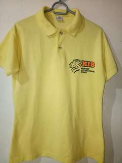 Bundle Set!!!  2 Poloshirt (Yellow and Blue)