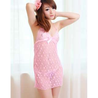 [End Stock Clearance] Babydoll / Sexy Dress QZ-9003