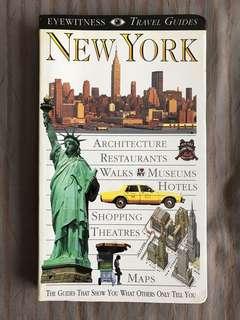 DK Eyewitness Travel Guides : New York