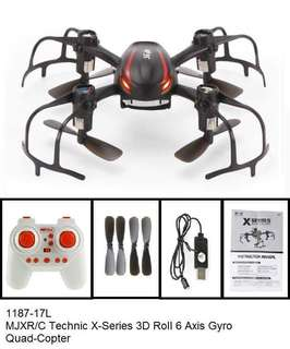 MJX X902 Mini RC Helicopter Drone 6-Axis Gyro Quad Copter