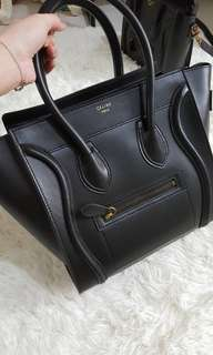 Celine Luggage Bag Micro 26cm