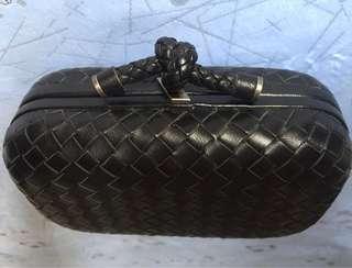 Black Pouch / Mini Handbag