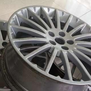Alfa Romeo Rim 156 GT 147 17inch