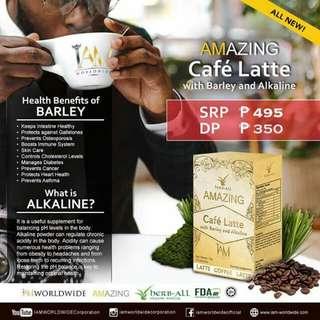 Amazing Cafe Latte