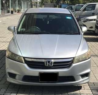 Honda Stream (GRAB IT FAST)