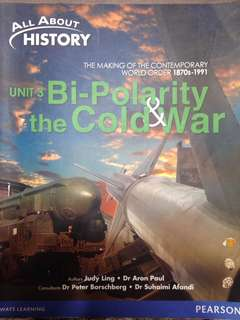 All about history unit 3 Bi-Polarity & the Cold War