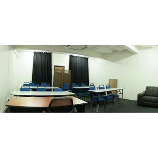 Training Space @ Sri Gombak