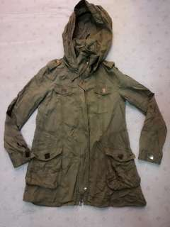 Parka for girl