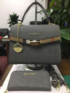 Ladies Handbag and Wallet