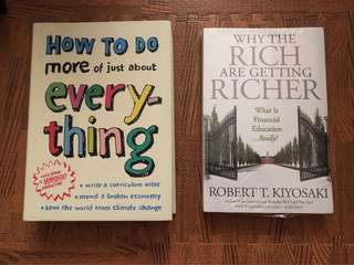 Self Help Books ( Finance )