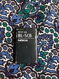 Nokia(Battery)