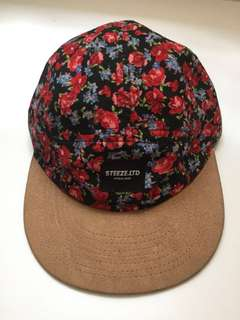 STEEZE Floral Hat