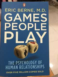 "Buku ""Games People Play"""