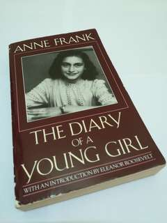 Books - Anne Frank -The diary of a young girl