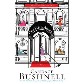 One Fifth Avenue Candace Bushnell Sex and The City