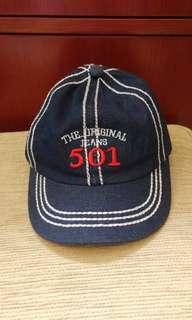 Blue jeans cap
