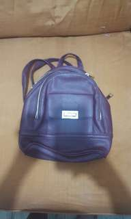 New look bag pack small