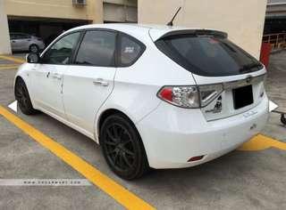 Subaru Impreza 5D Auto