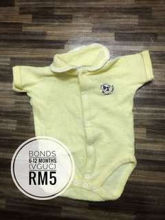 Baju Baby (Bonds)