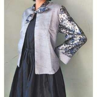 Bolero Batik Miria baju outer pakaian wanita