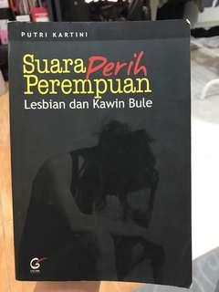 """Buku """"Suara Perih Perempuan"""""""