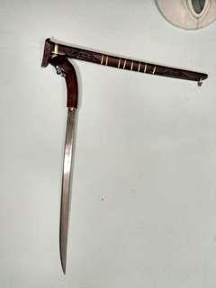 Golok panjang 77cm