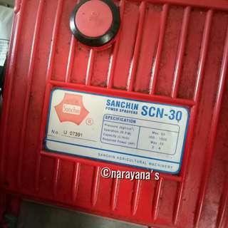 Sanchin Power Sprayer SCN 30