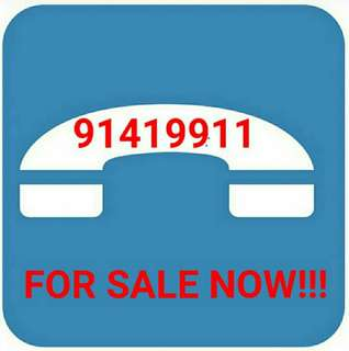 Golden Number for Sale NOW!!