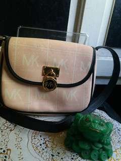 MK inspired peach bag