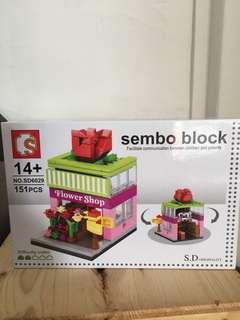 Sembo Block - Flower Shop