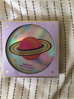 Etude house my galaxy palette