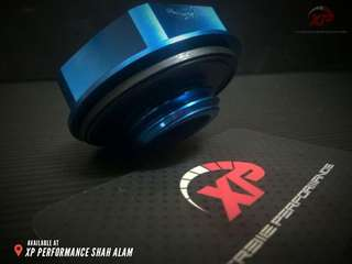 Engine Oil Cap MUGEN POWER for NISSAN Blue color