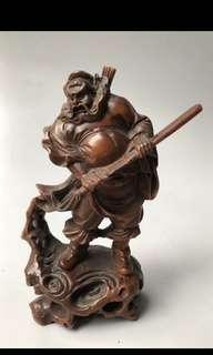 黃楊木木雕