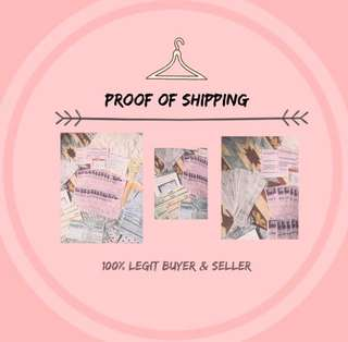 💐Proof of Shipping💐