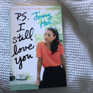 PS I STILL LOVE YOU BOOK