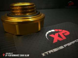 Engine Oil Cap MUGEN POWER For NISSAN Gold color
