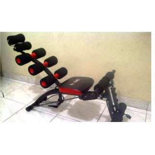 G Toner Sixpack Care Alat Olahraga Fitness Pembentuk Perut Sixpack Jadi Mudah