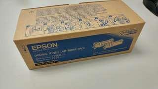 Epson toner black 黑色碳粉 0631