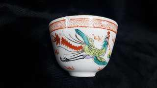 dragon phoenix cups