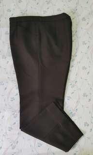 Slocks (brown color, straight cut)