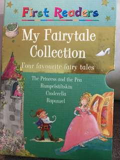Classic Fairy Tales Box Set
