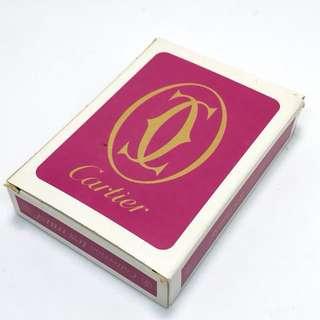 Cartier porker 卡地亞啤牌