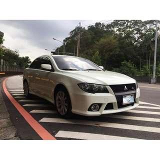 Mitsubishi FORTIS IO 2.0L #買到賺到 #沒得嫌 #方向盤換當撥片 天窗 #氣氛滿點 #僅跑9萬多公里