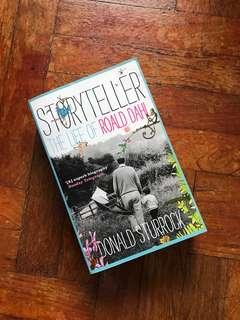 🚚 Story Teller The Life of Roald Dahl
