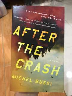 "Novel ""After the Crash"""