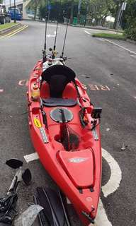 Kayak Hobie sports 2014