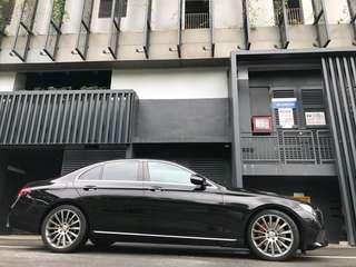 Mercedes-Benz E220d Coupe Diesel Auto AMG Line