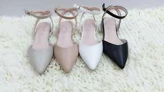 M.Y.  flats sandals