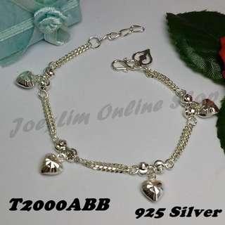 Genuine SILVER 925 Child Bracelet