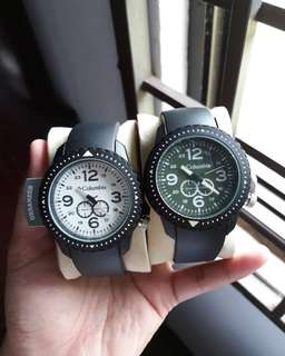 Authentic Colombia Outdoor Watch